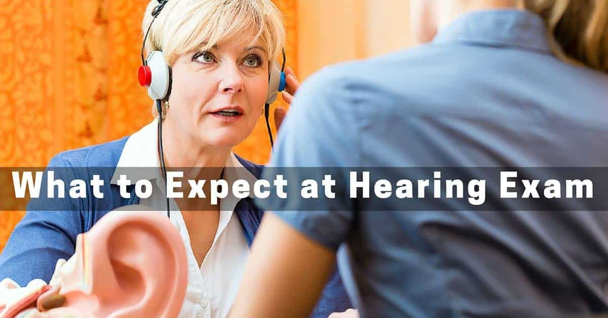 What to Expect at Hearing Exam