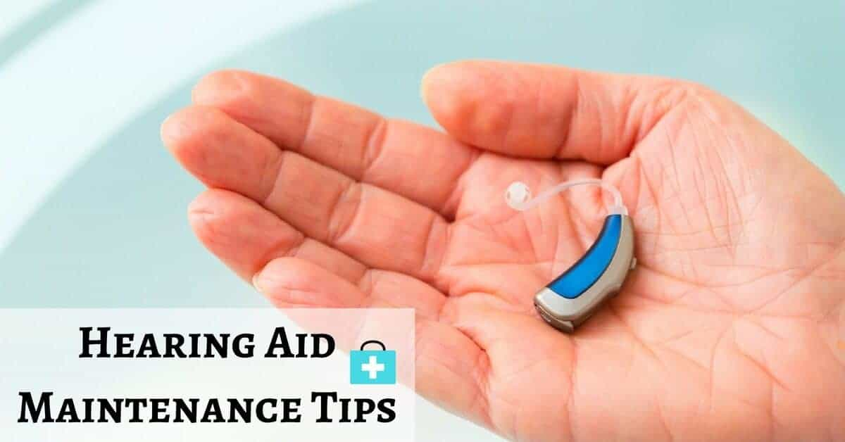 Gulf Gate - Hearing Aid Maintenance Tips