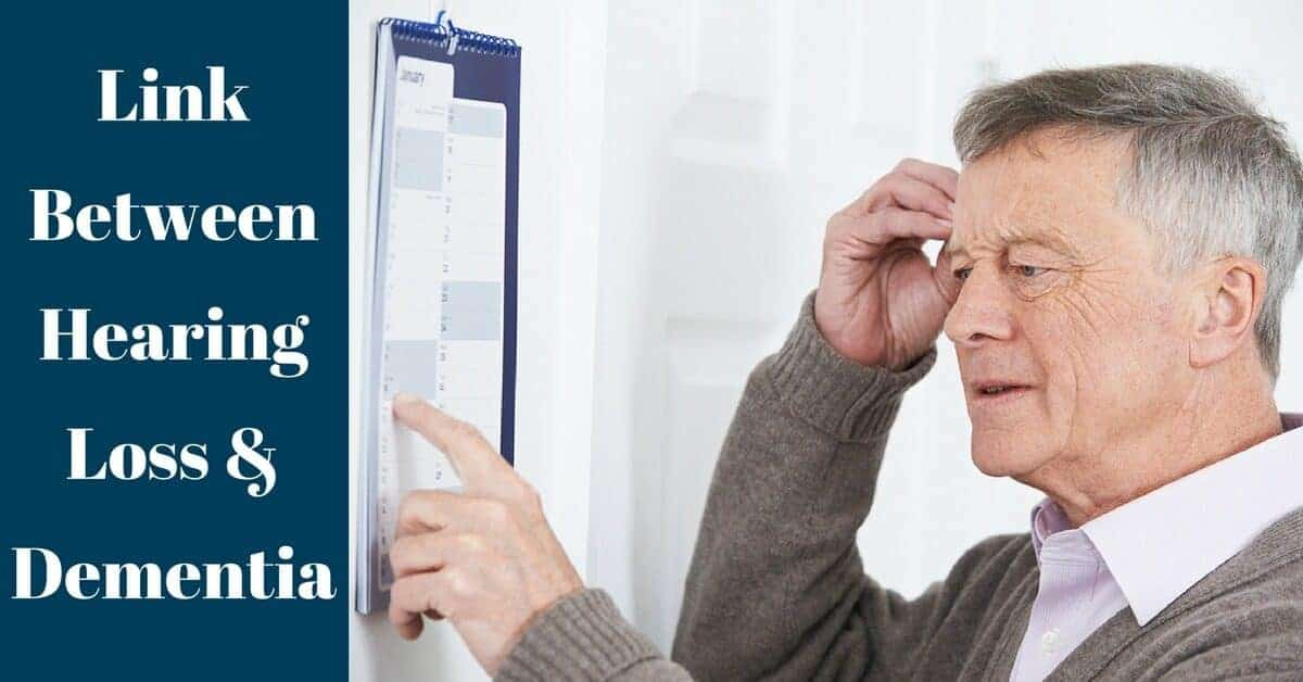 Gulf Gate Hearing Aid Center - Link Between Hearing Loss & Dementia