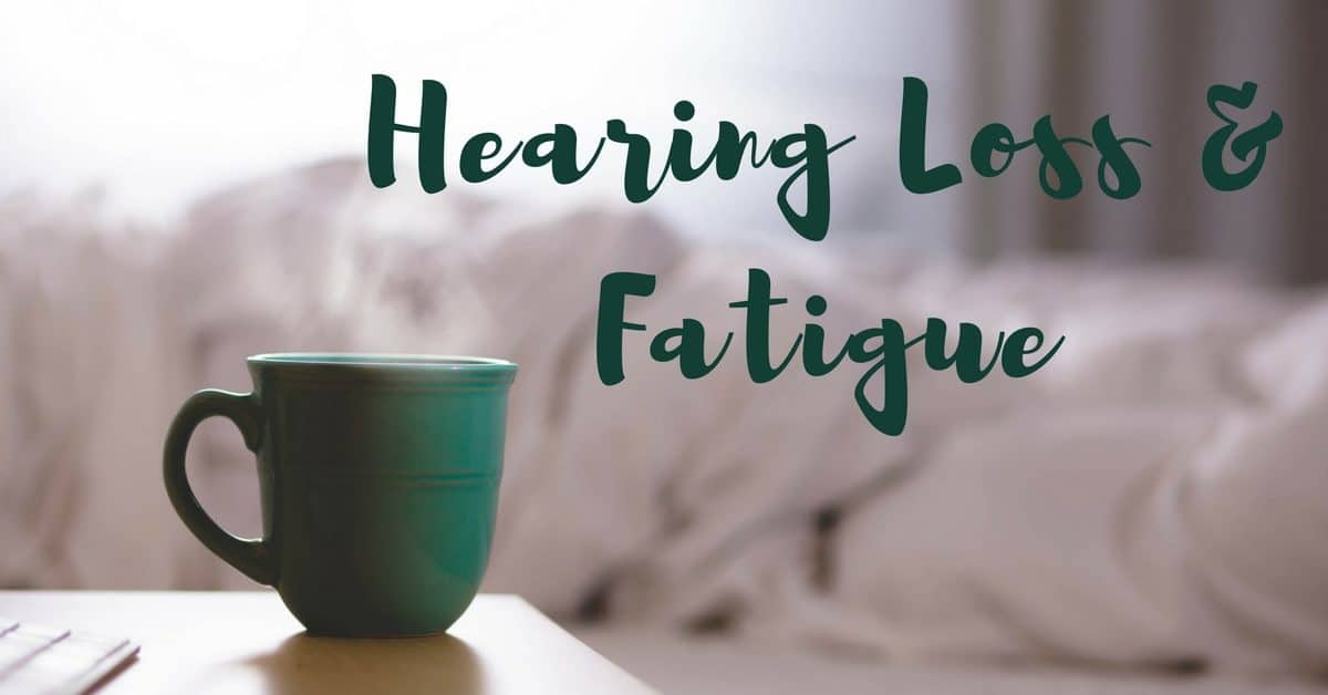 Gulf Gate Hearing Aid Center - Hearing Loss & Fatigue