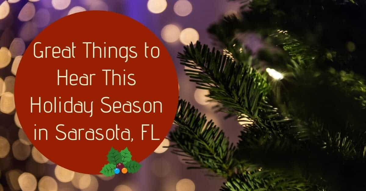 Holiday Season in Sarasota, FL