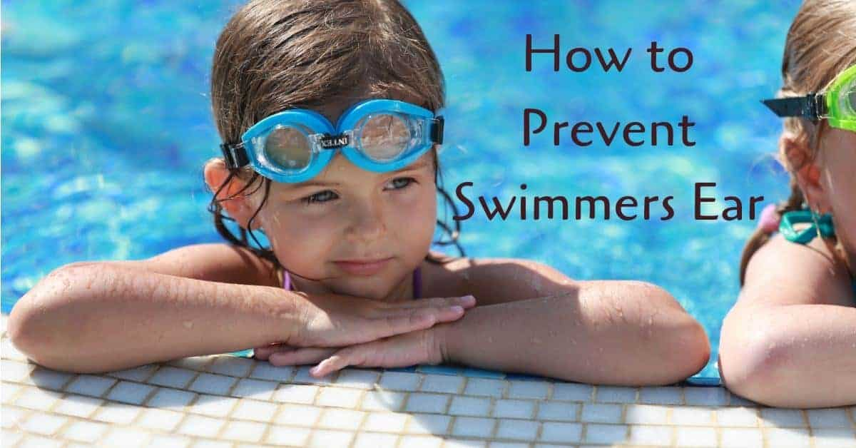 How to Prevent Swimmer's Ear