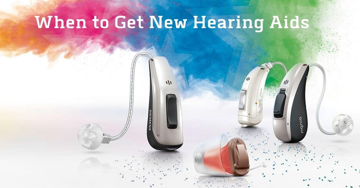 When to Replace Hearing Aids